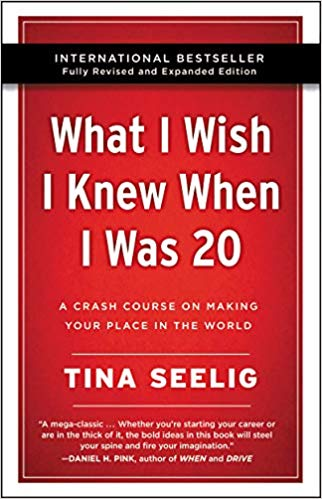 Book Cover: What I Wish I Knew When I Was 20