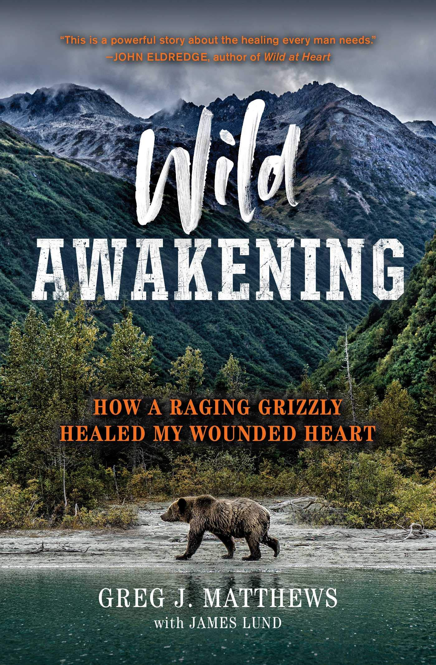 Book Cover: Wild Awakening