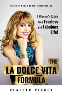 Book Cover: The La Dolce Vita Formula
