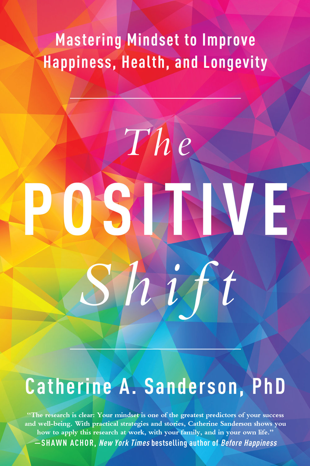 Book Cover: The Positive Shift