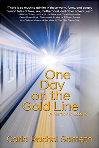 Book Cover: One Day on the Gold Line