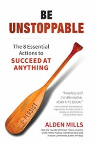 Book Cover: Be Unstoppable