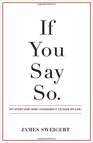 Book Cover: If You Say So