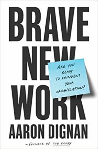 Book Cover: Brave New Work