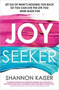 Book Cover: Joy Seeker