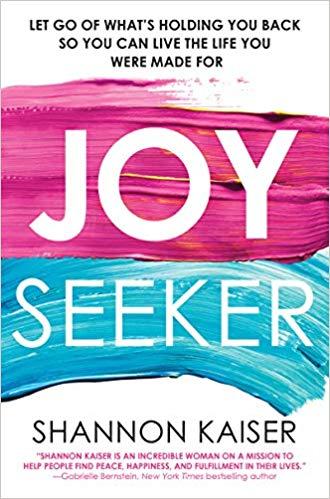 Book Cover: Joy Seeker