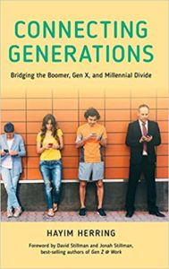 Book Cover: Connecting Generations
