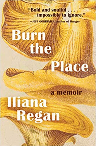 Book Cover: Burn The Place