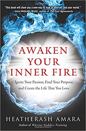 Book Cover: Awaken Your Inner Fire