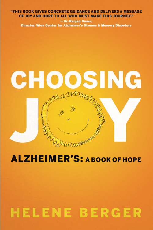 Book Cover: Choosing Joy