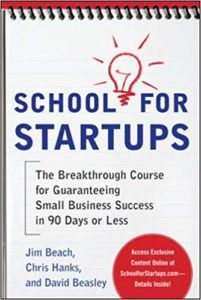 Book Cover: School for Startups