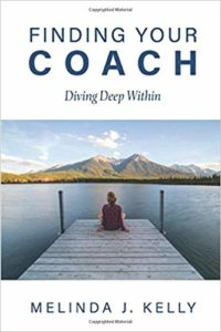 Book Cover: Finding Your Coach: Diving Deep Within
