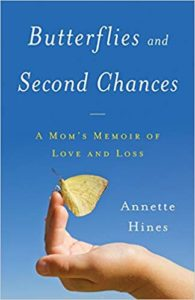 Book Cover: Butterflies and Second Chances