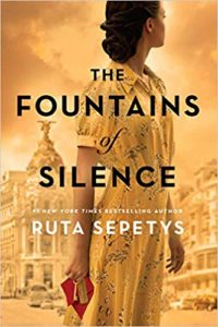 Book Cover: The Fountains of Silence