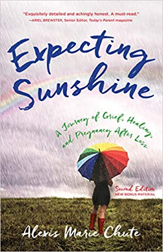 Book Cover: Expecting Sunshine