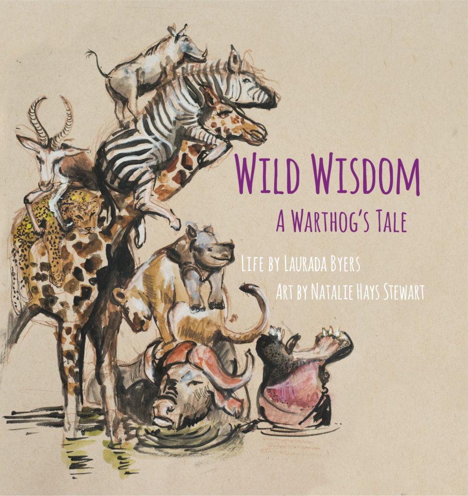Book Cover: Wild Wisdom