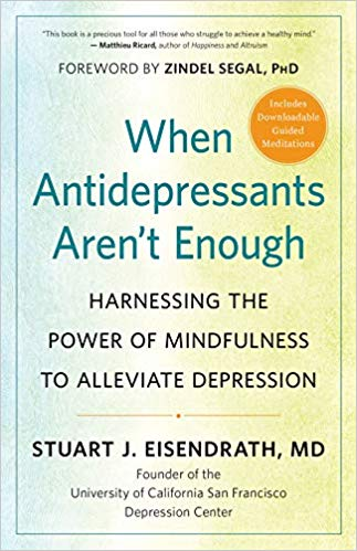 Book Cover: When Antidepressants Aren't Enough