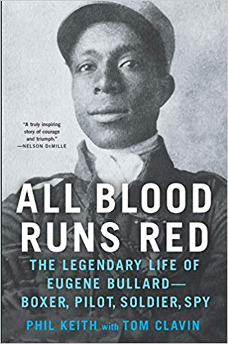 Book Cover: All Blood Runs Red