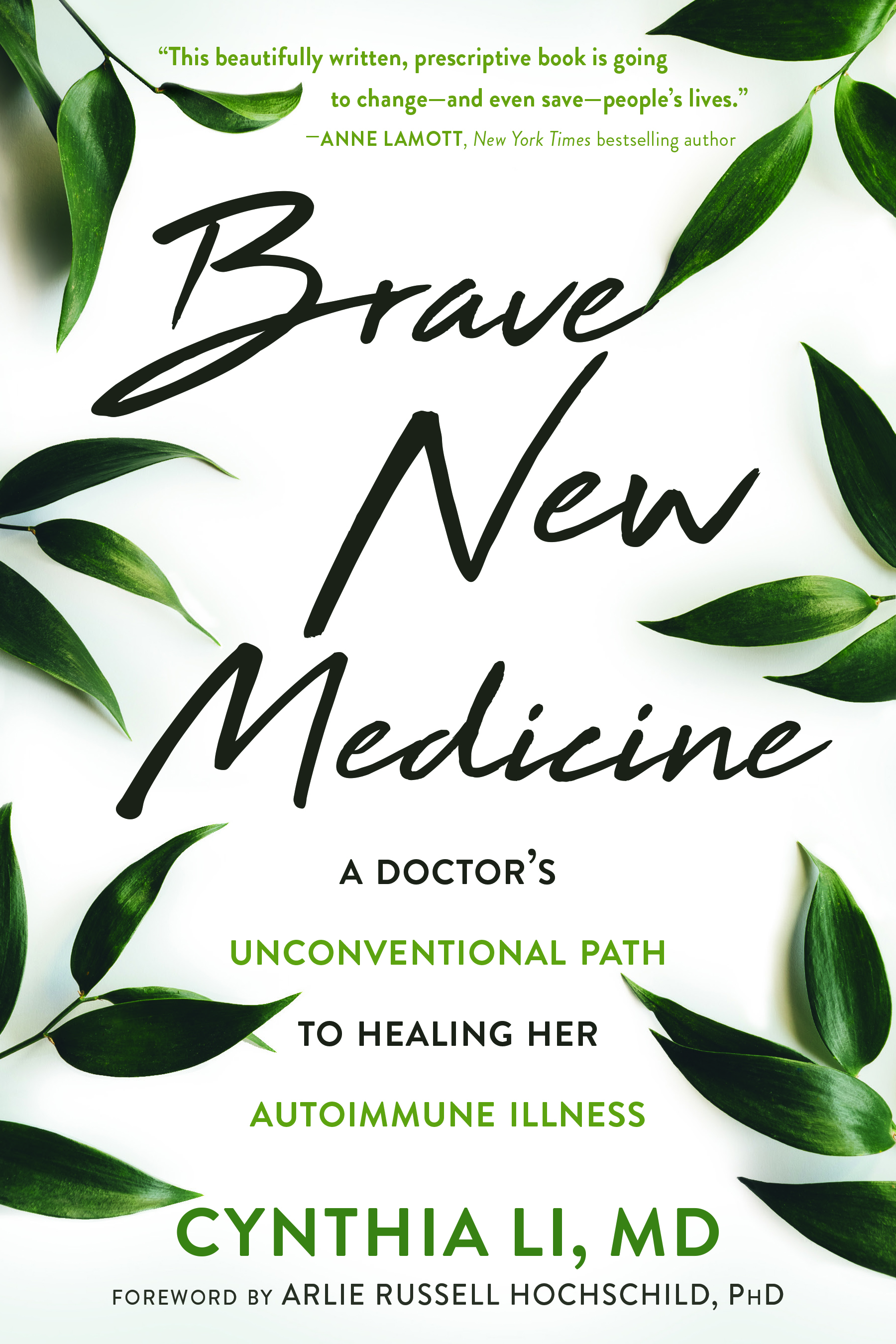Book Cover: Brave New Medicine