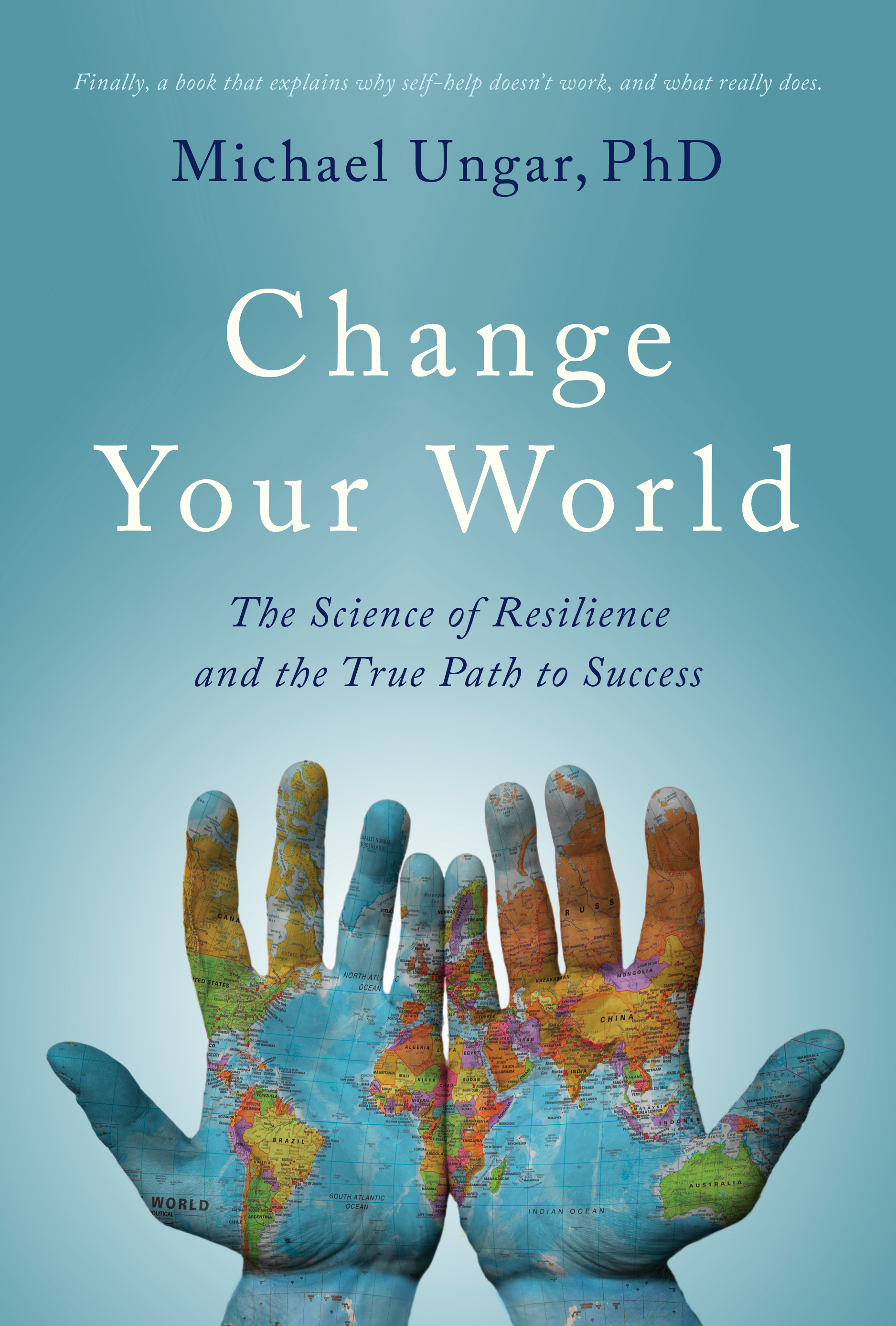 Book Cover: Change Your World