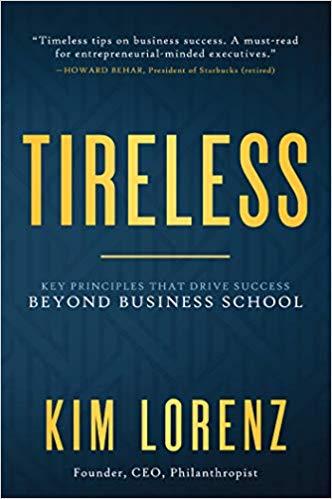 Book Cover: Tireless