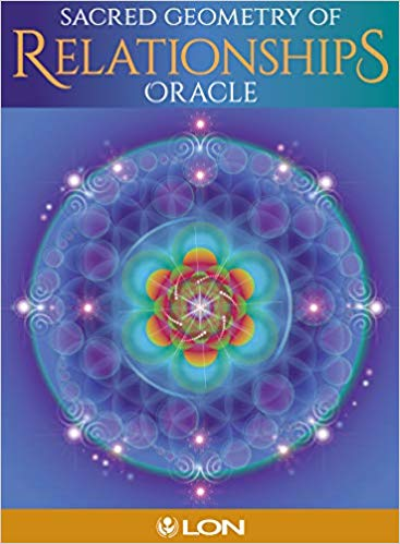 Book Cover: Sacred Geometry of Relationships Oracle