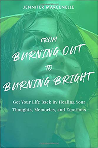 Book Cover: From Burning Out to Burning Bright