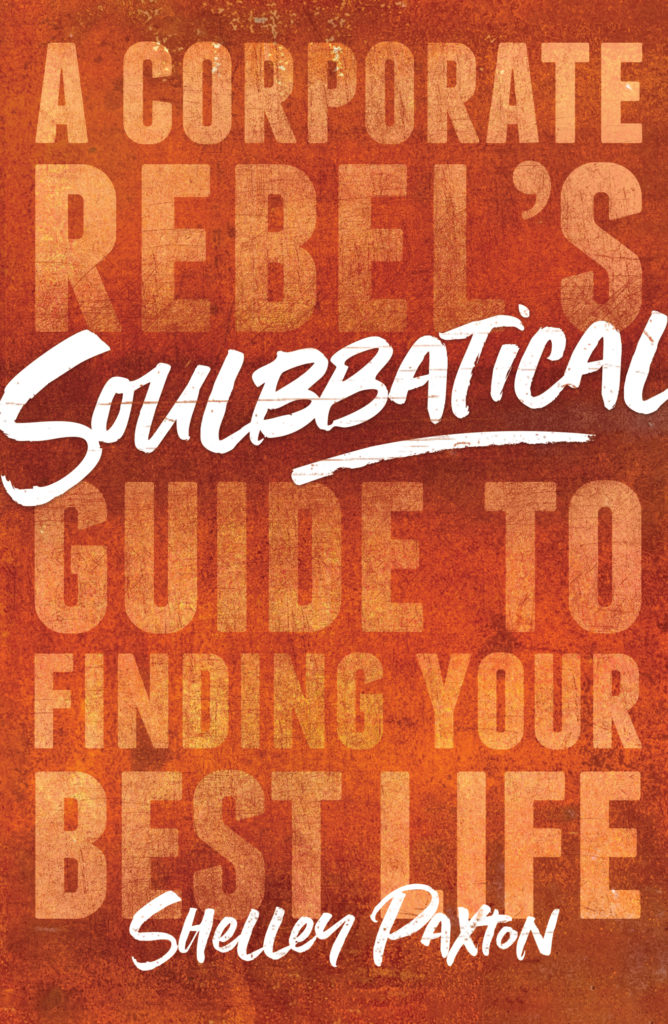 Book Cover: Soulbbatical