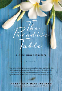 Book Cover: The Paradise Table
