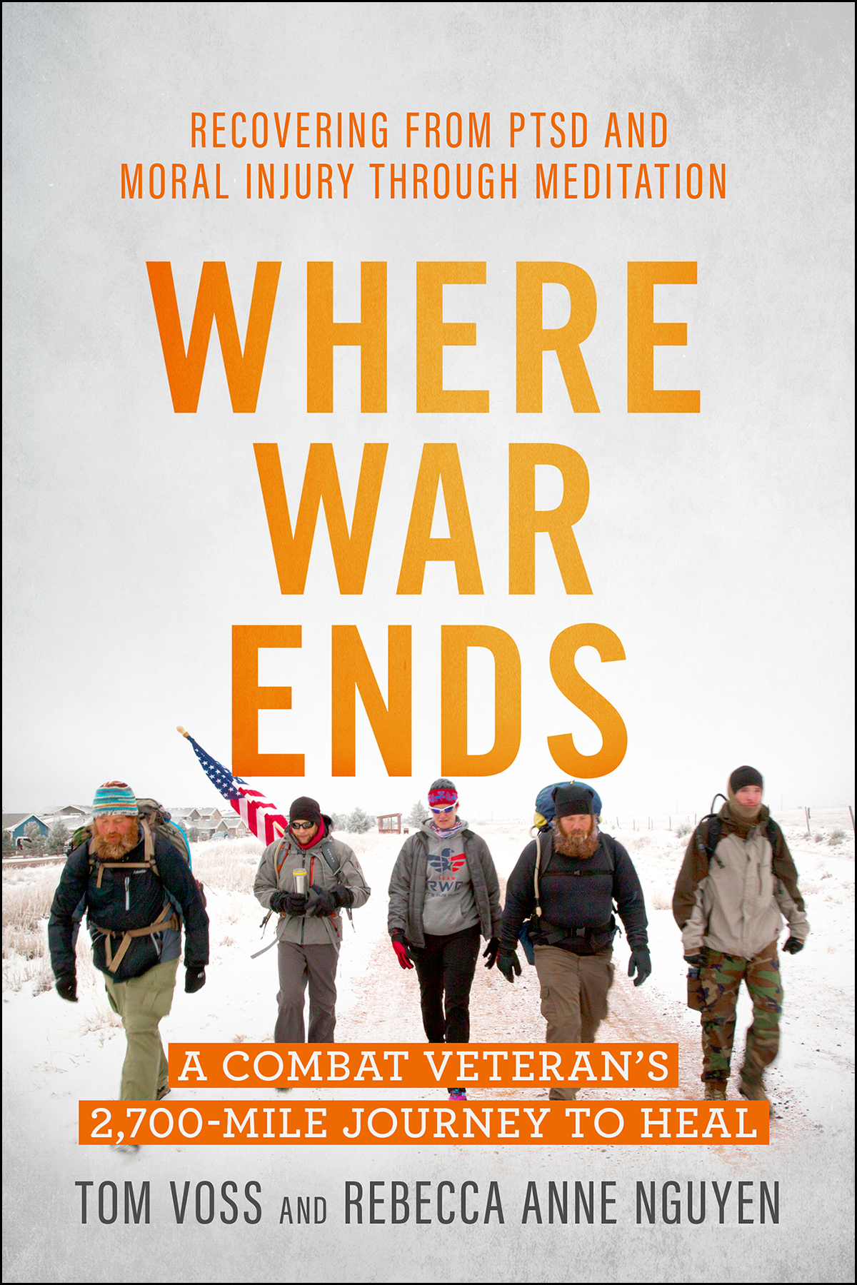 Book Cover: Where War Ends