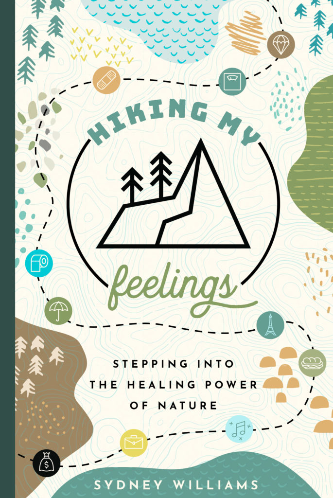 Book Cover: Hiking My Feelings