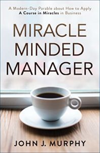 Book Cover: Miracle Minded Manager
