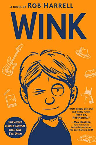 Book Cover: Wink: A Novel