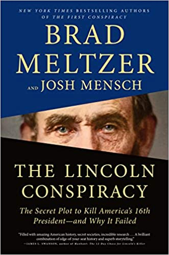 Book Cover: The Lincoln Conspiracy