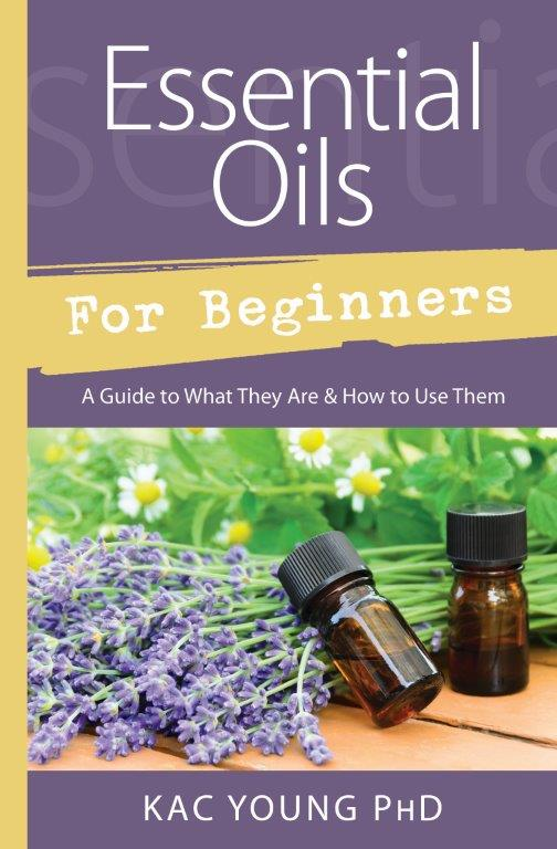 Book Cover: Essential Oils for Beginners