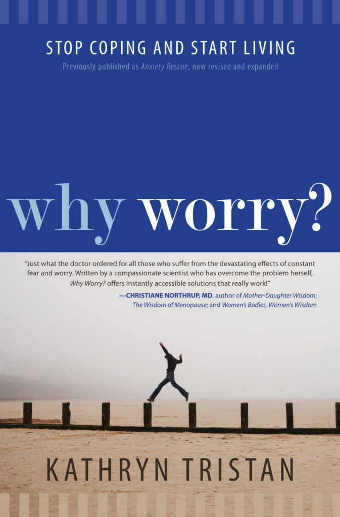 Book Cover: Why Worry?