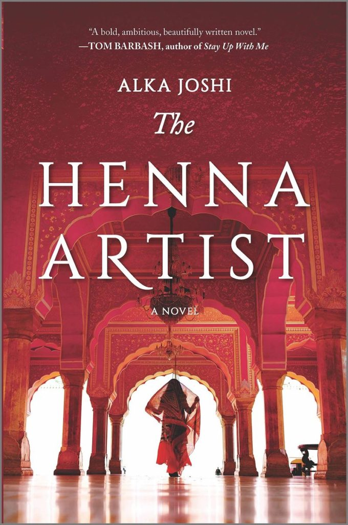 Book Cover: The Henna Artist