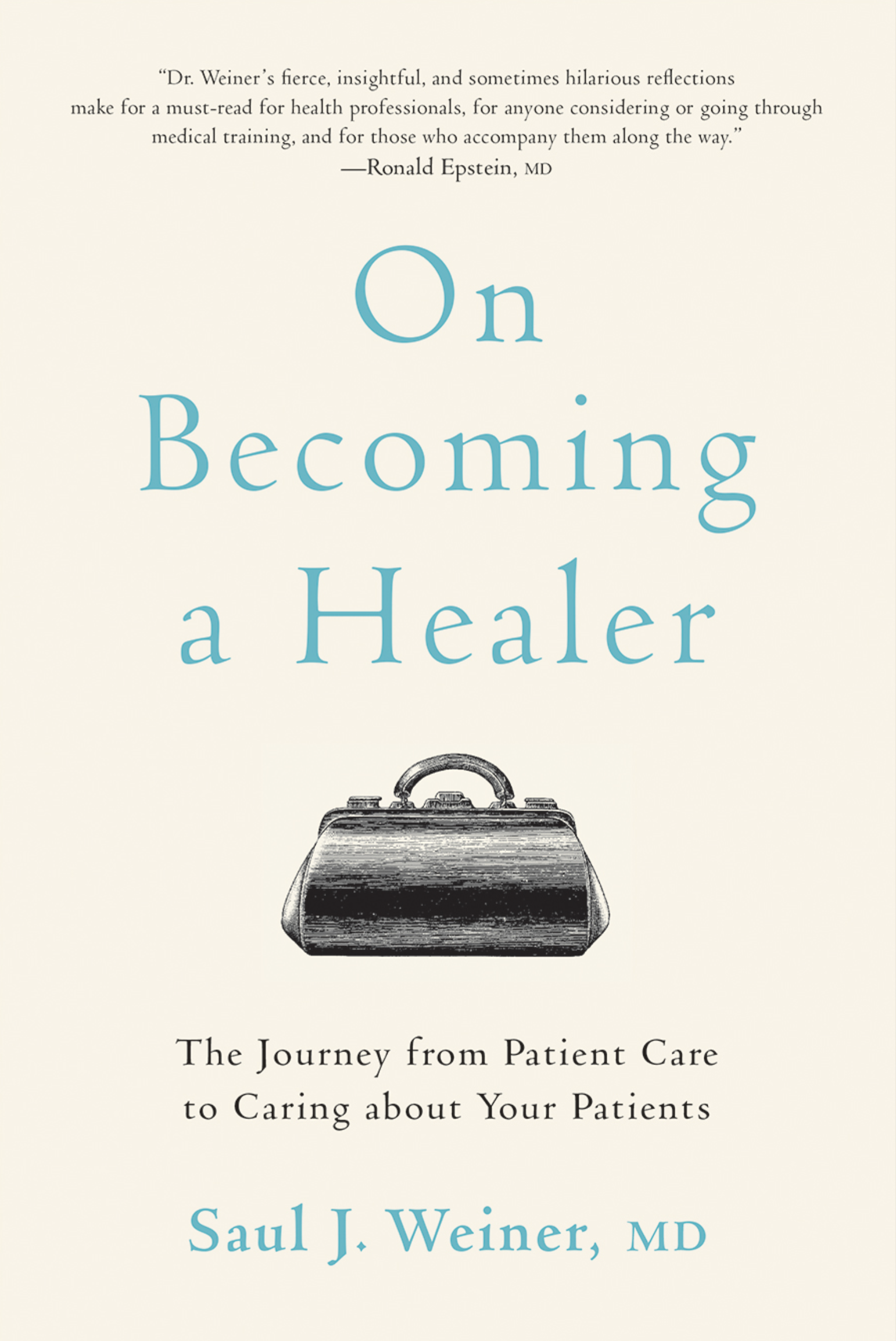 Book Cover: On Becoming a Healer