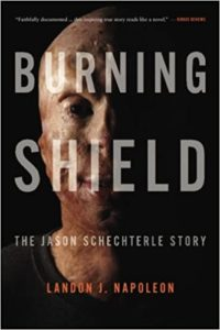 Book Cover: Burning Shield