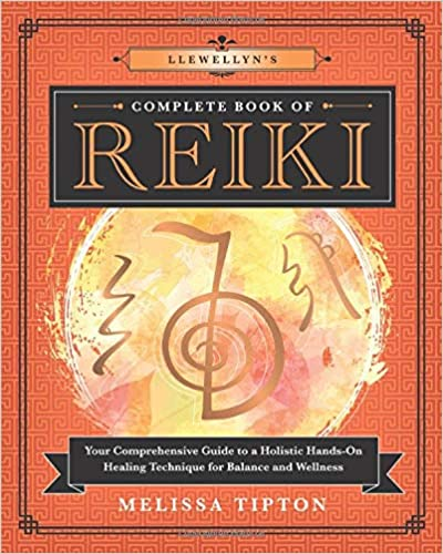 Book Cover: Llewellyn's Complete Book of Reiki