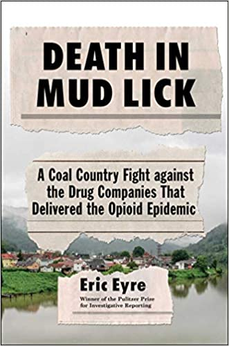 Book Cover: Death in Mud Lick
