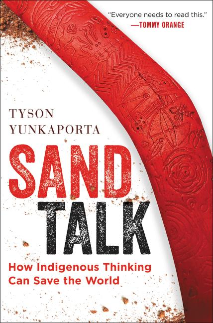 Book Cover: Sand Talk