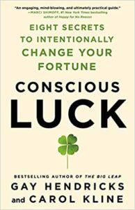 Book Cover: Conscious Luck