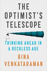 Book Cover: The Optimist's Telescope