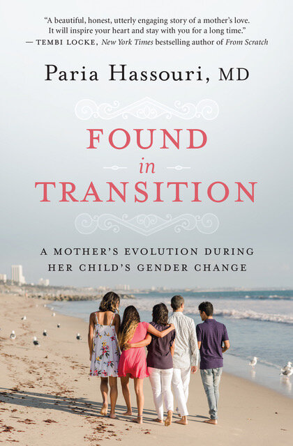 Book Cover: Found in Transition