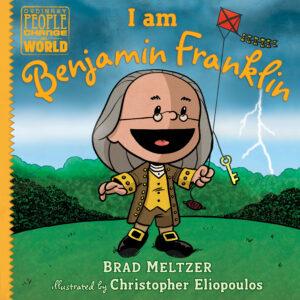 Book Cover: I AM BENJAMIN FRANKLIN