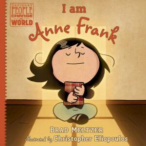 Book Cover: I AM ANN FRANK