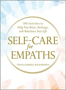 Book Cover: Self-Care for Empaths