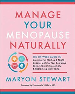 Book Cover: Manage Your Menopause Naturally