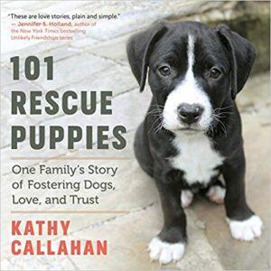 Book Cover: 101 Rescue Puppies